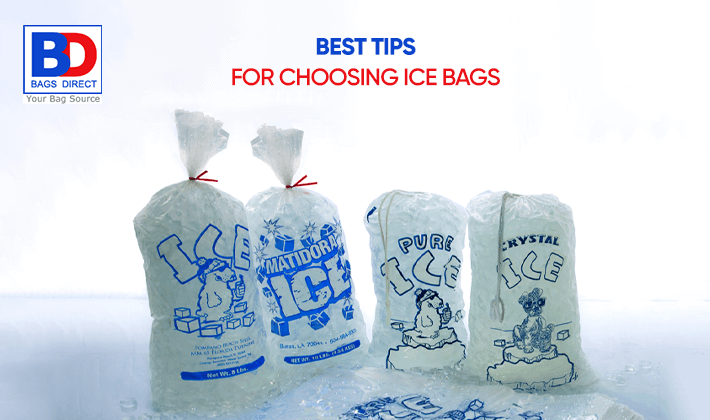 Best Tips for Choosing Ice Bags