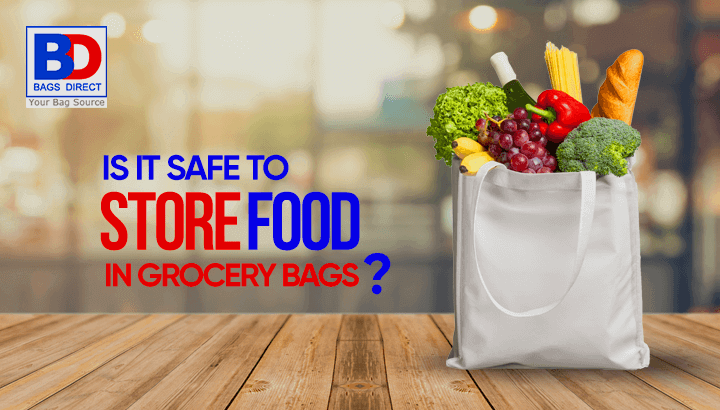 Is It Safe to Store Food in Grocery Bags?