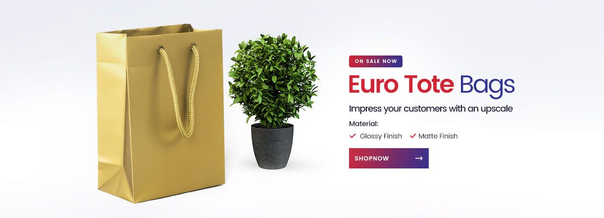 Euro Tote Bags